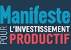 Manifeste pour l'investissement productif