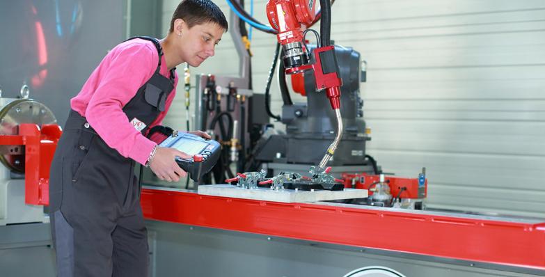 robot ergonomique ECRI