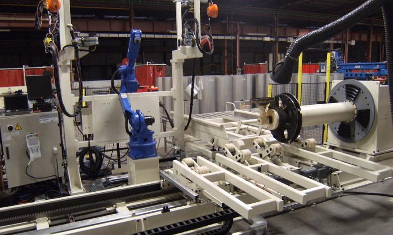robot chez Beirens